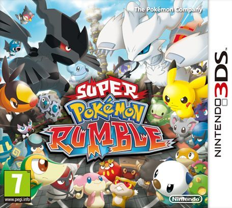 Super Pokemon Rumble 3DS
