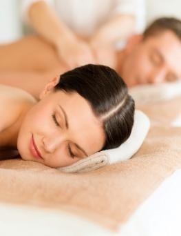 Masaż aromaterapeutyczny dla dwojga  Radom