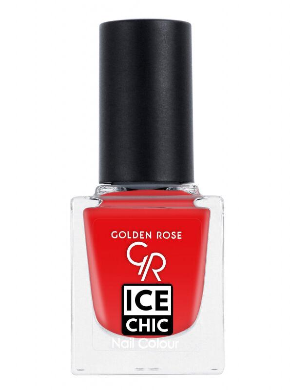 Golden Rose - ICE CHIC Nail Colour - Lakier do paznokci - 37