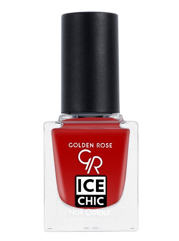 Golden Rose - ICE CHIC Nail Colour - Lakier do paznokci - 38