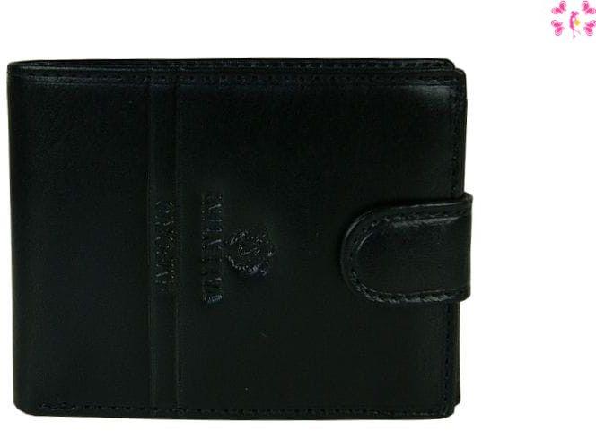 Skórzany portfel męski E.Valentini pm 536