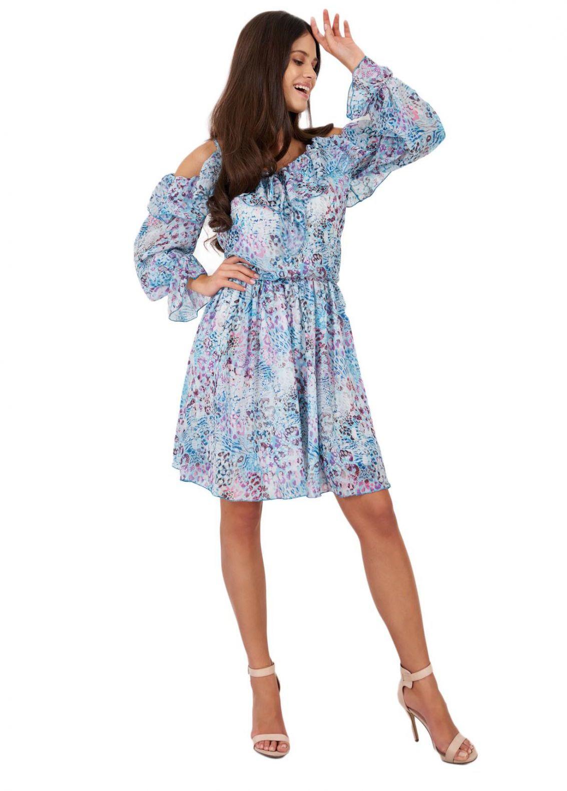 Sukienka LG522 druk 14