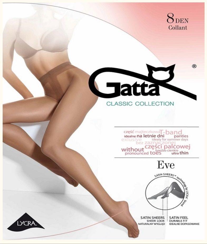 RAJSTOPY GATTA EVE 8 den XL summer