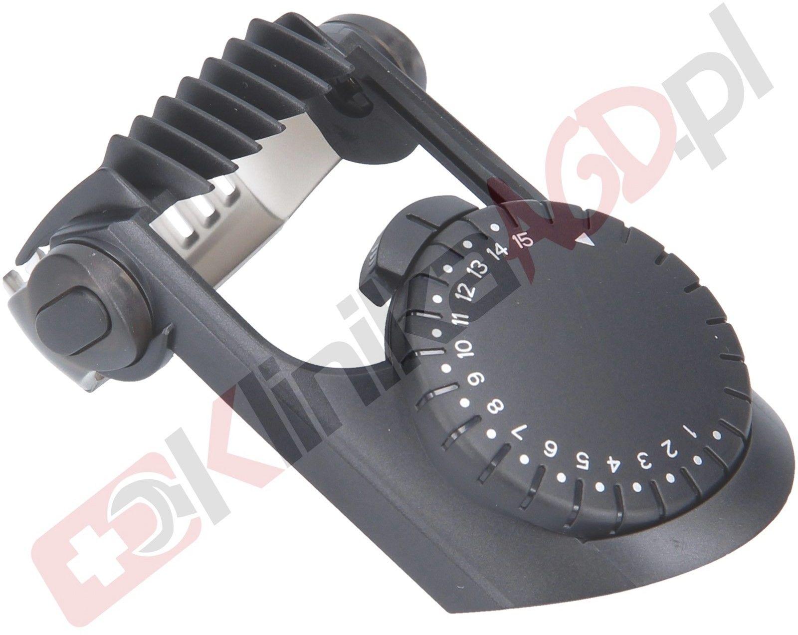 Nasadka grzebieniowa maszynki do strzyżenia 1mm - 15mm BaByliss