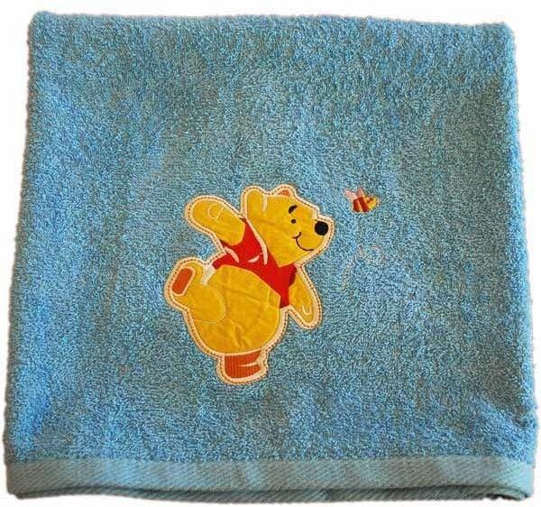 Ręczniki Disney Kubuś Puchatek 70x120 cm