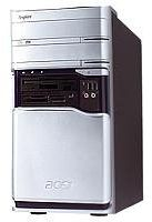 Acer E500 Mnitower Desktop PC (Intel Pentium 4 3.06GHz, 512 RAM, 250GB HDD, DVD+/-RW/-RAM, ATI Radeon X1600 SE, XP Home)