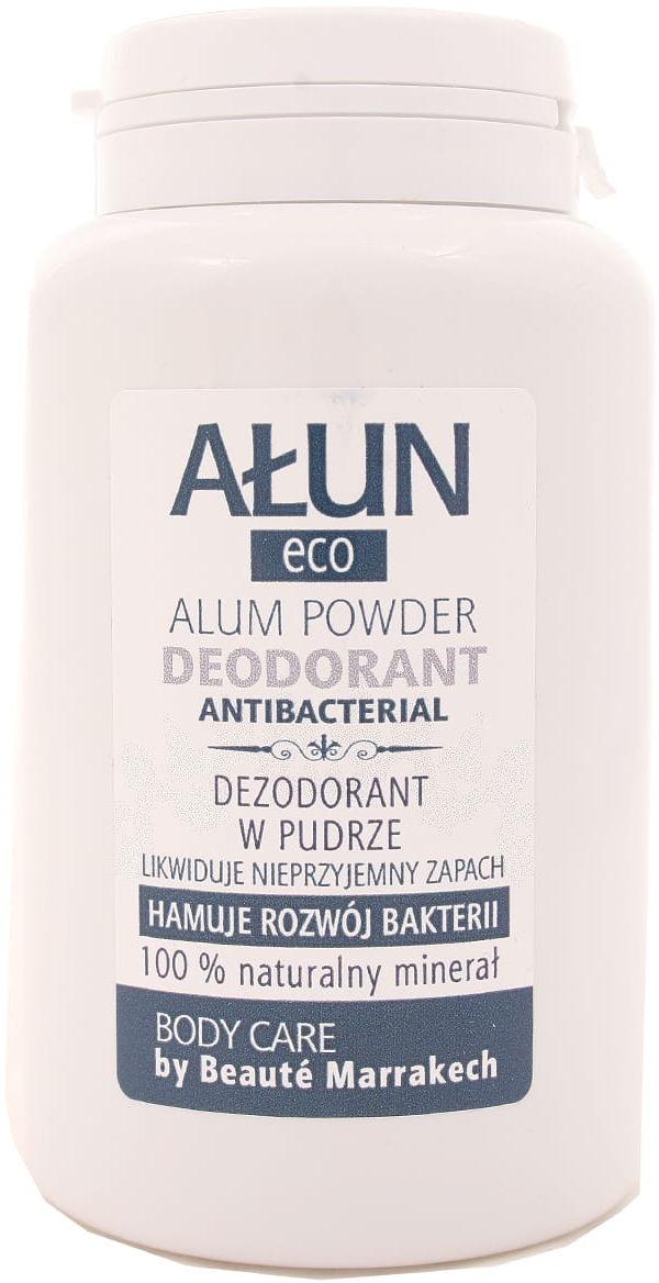 Ałun w proszku naturalny dezodorant - Marrakech - 200g