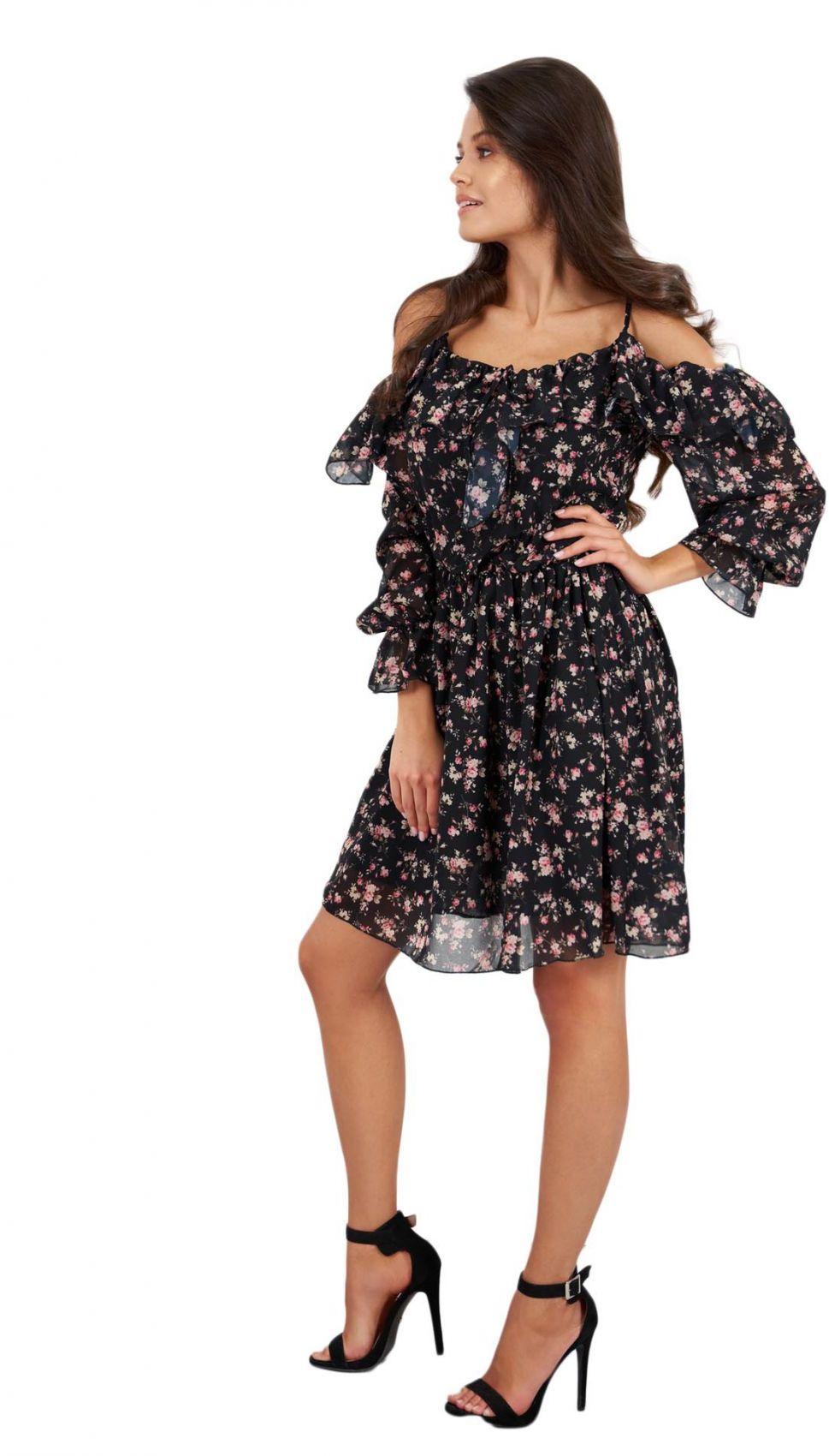 Sukienka LG522 druk 15
