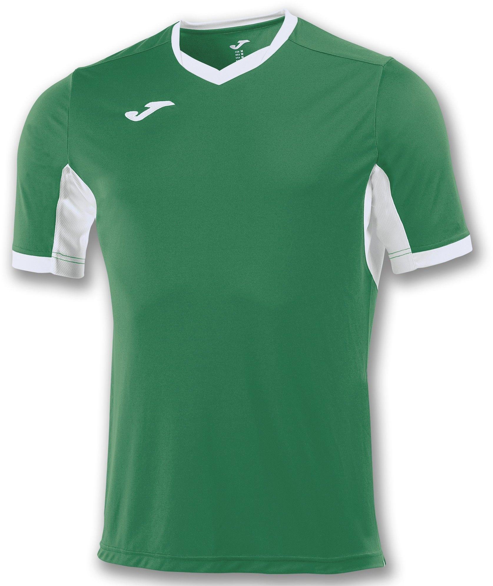 Koszulka Joma Champion IV green medium/white (10 szt.)