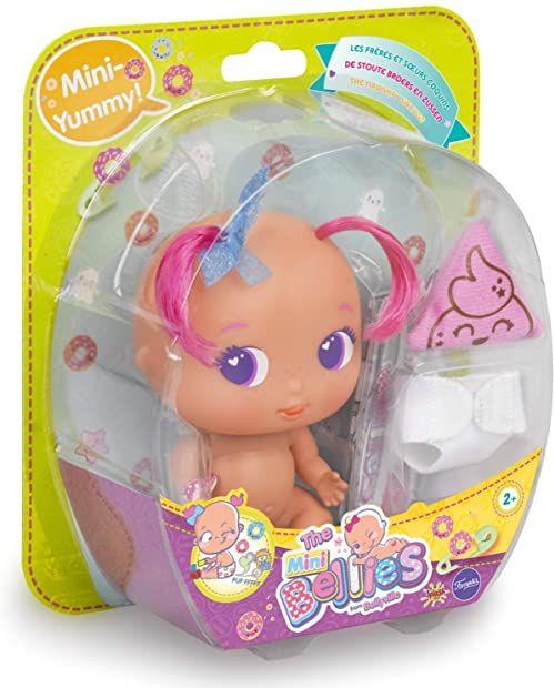 The Bellies - Mini-Yummy Yumi (Famosa 700015202)