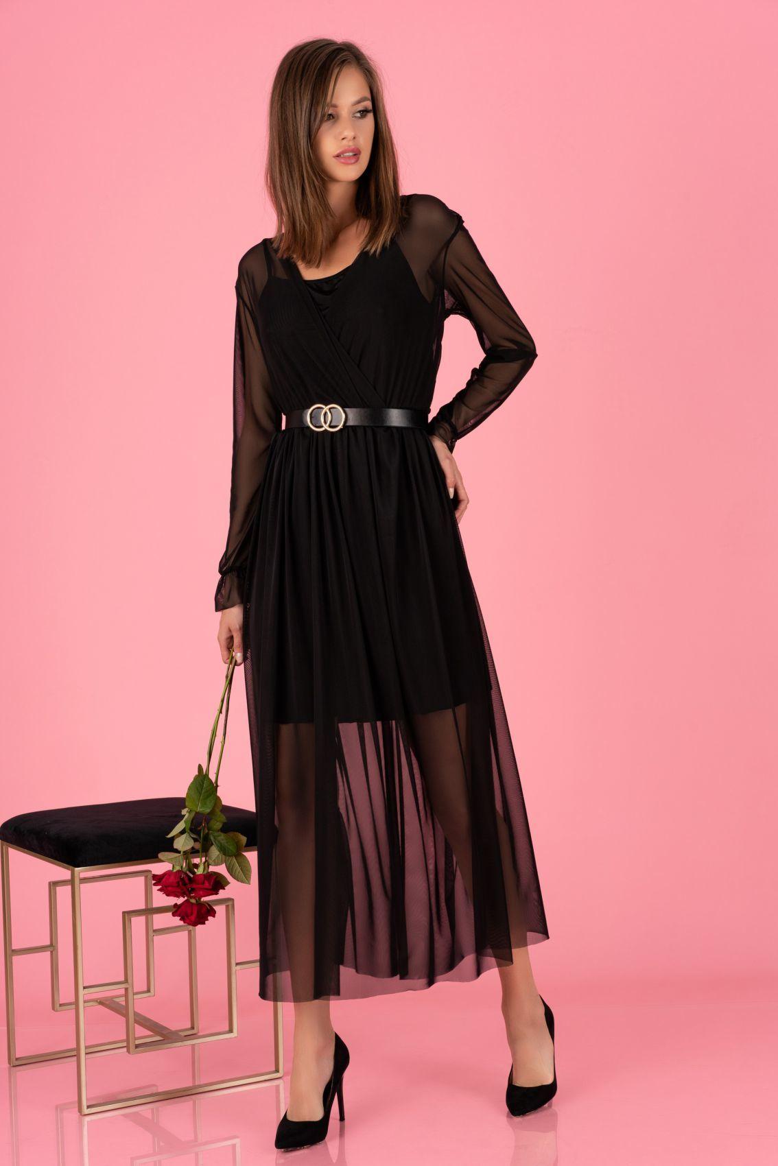 Mariedam Black 1405 sukienka