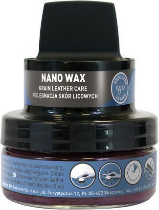 Krem Pasta do obuwia Nano Wax Coccine Bezbarwny