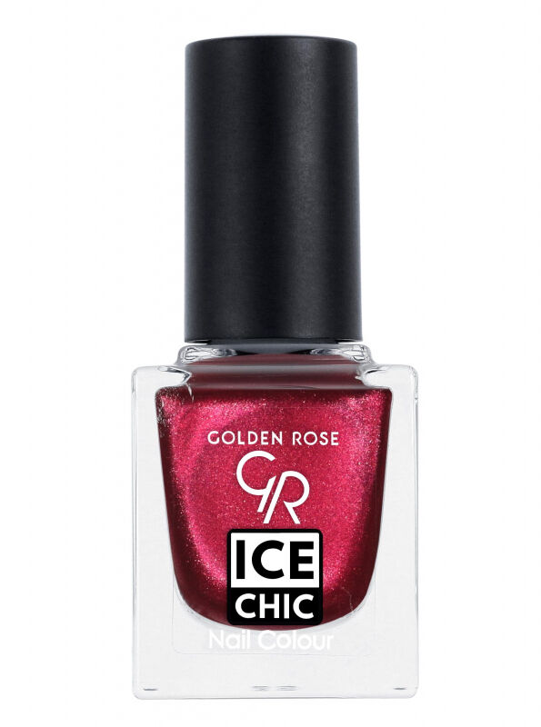 Golden Rose - ICE CHIC Nail Colour - Lakier do paznokci - 42