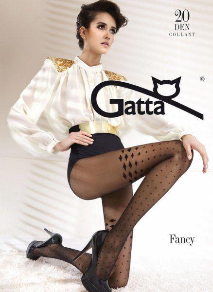 RAJSTOPY GATTA FANCY WZ 03 kropki