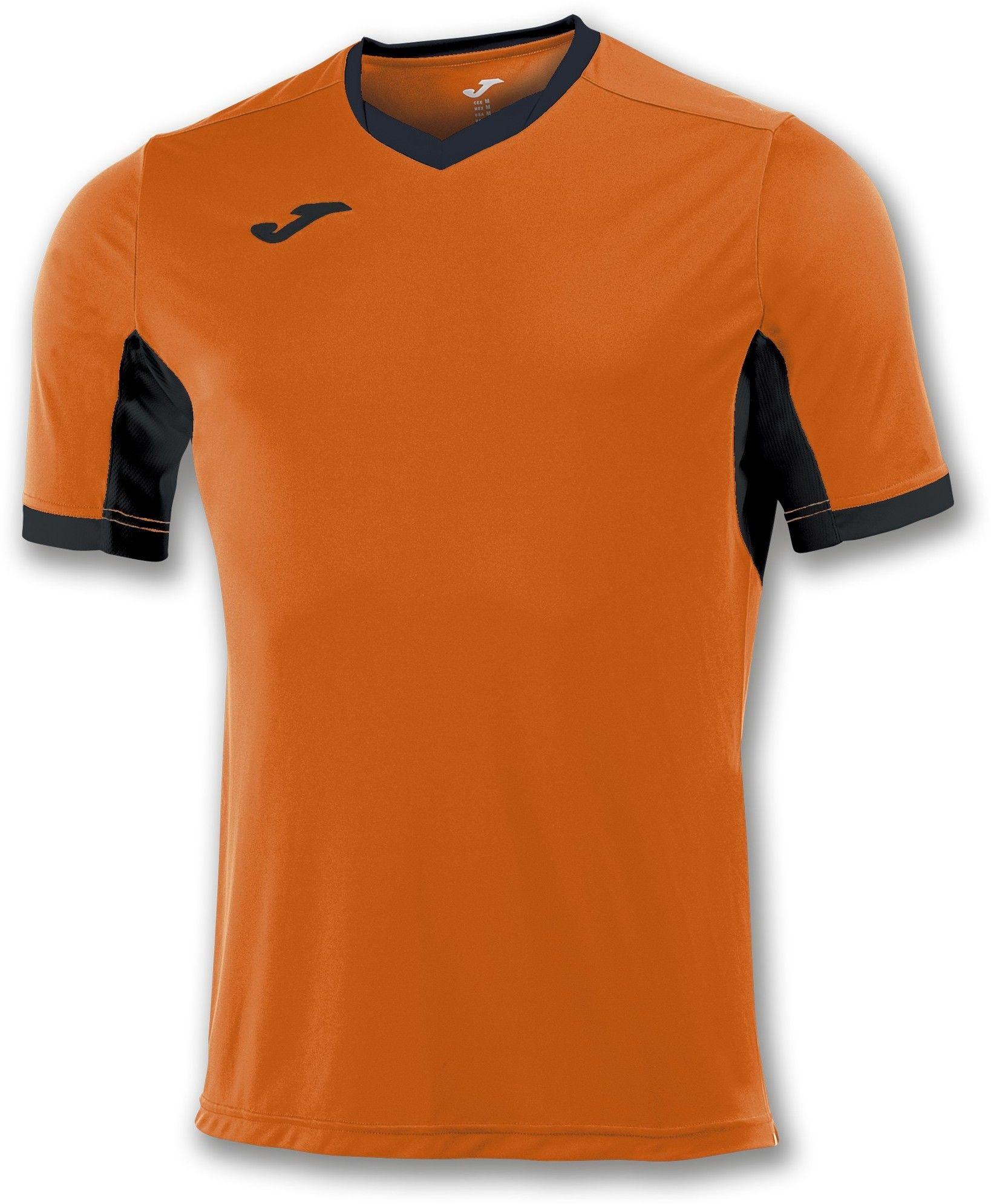 Koszulka Joma Champion IV orange/black (10 szt.)