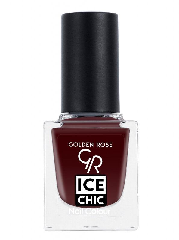 Golden Rose - ICE CHIC Nail Colour - Lakier do paznokci - 43