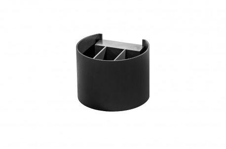 Kinkiet Leticia 2 AZ2933 AZzardo czarna oprawa w nowoczesnym stylu