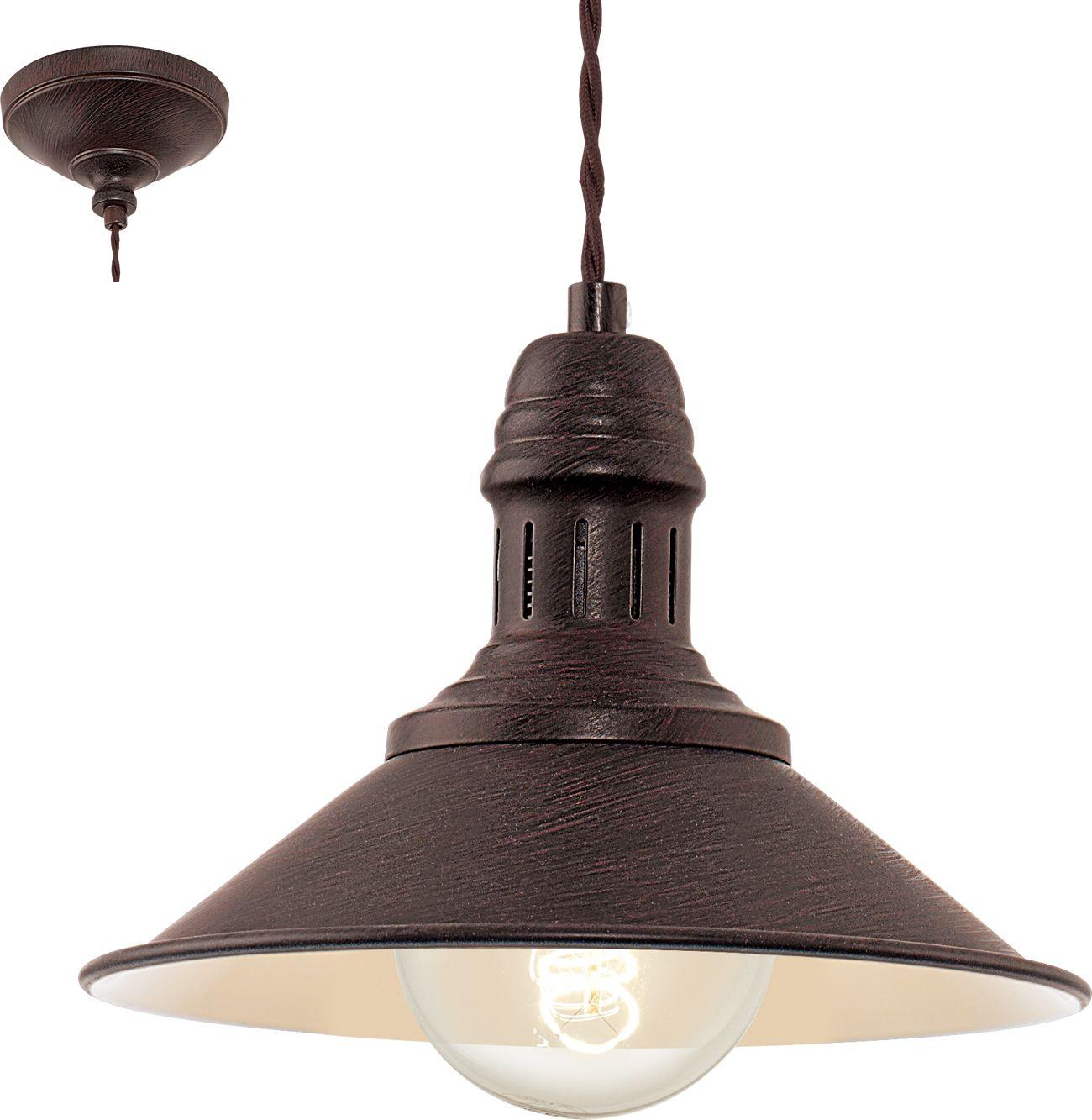 Eglo lampa wisząca Stockbury 49455 - SUPER OFERTA - RABAT w koszyku
