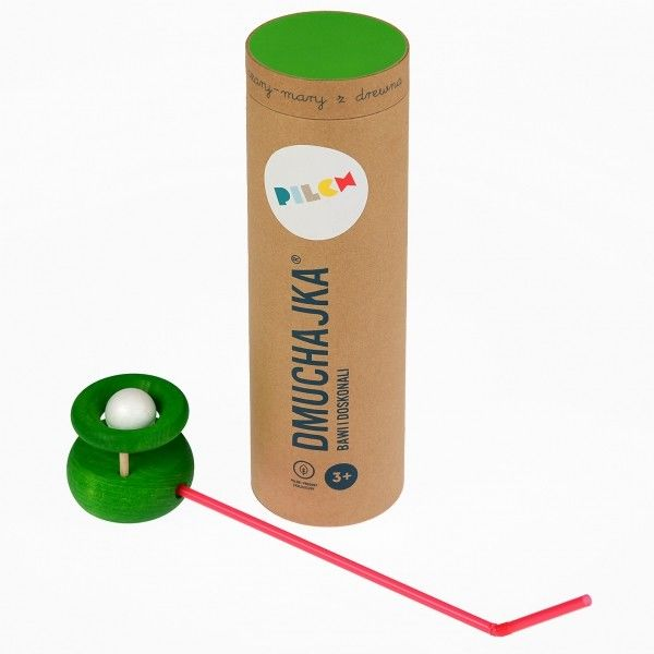 Pilch - Dmuchajka w Pięknej Tubie Zielona