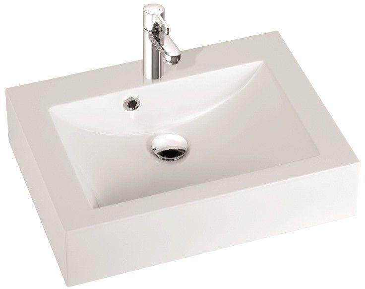 Marmorin umywalka nablatowa Ceto 60cm z otworem biała 170060022011 __DARMOWA DOSTAWA__