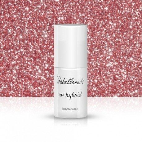 352. Glitter Pink Lakier hybrydowy