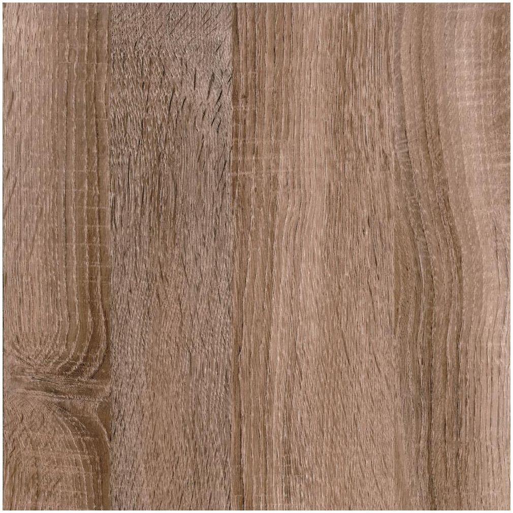 Okleina DĄB SONOMA brązowa 90 x 210 cm imitująca drewno