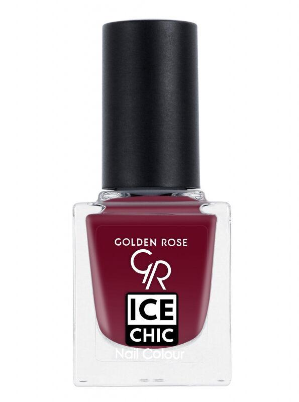 Golden Rose - ICE CHIC Nail Colour - Lakier do paznokci - 45