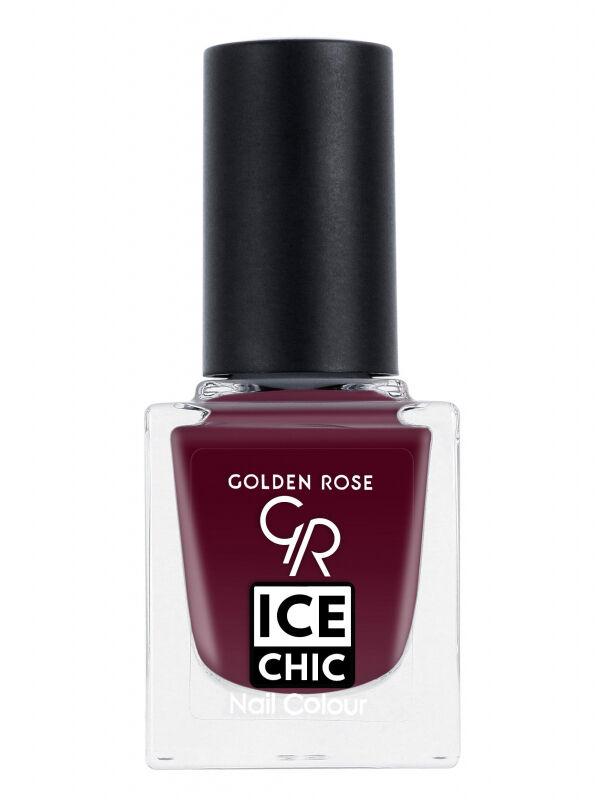Golden Rose - ICE CHIC Nail Colour - Lakier do paznokci - 46