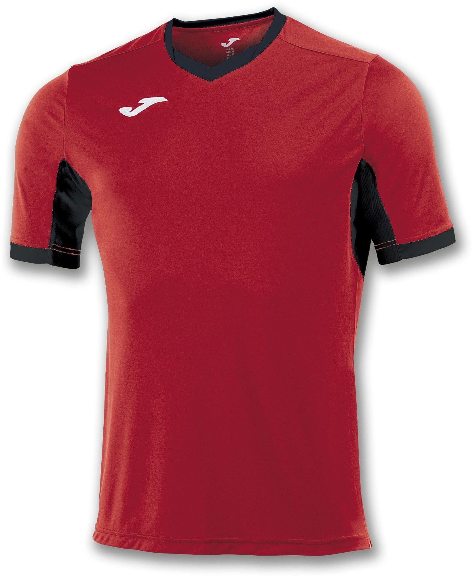 Koszulka Joma Champion IV red/black (10 szt.)