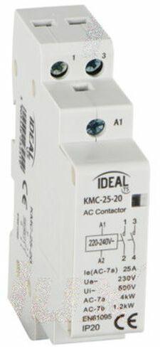 Stycznik modułowy 25A 2Z 0R 230V AC KMC-25-20