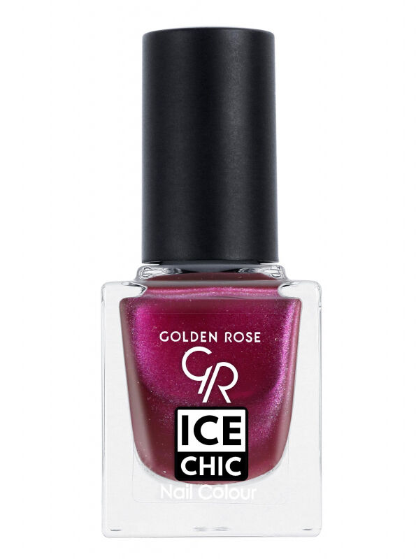 Golden Rose - ICE CHIC Nail Colour - Lakier do paznokci - 47