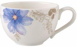 Villeroy und Boch Mariefleur Gris filiżanka do kawy, 250 ml, wysokość: 6 cm, porcelana premium