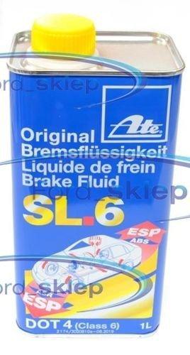 płyn hamulcowy DOT-4 SL.6 ATE 1L