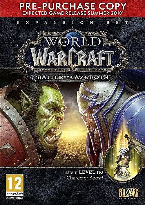 World Of Warcraft : Battle For Azeroth - Pre Order Box