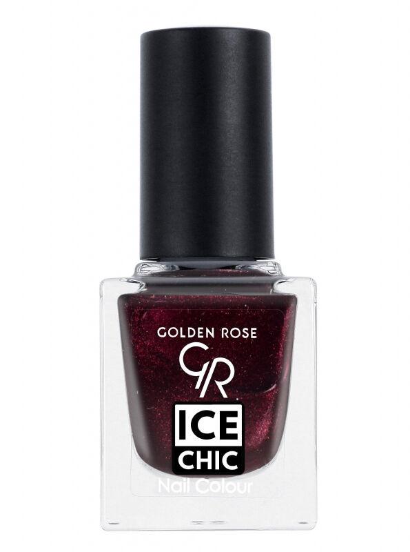 Golden Rose - ICE CHIC Nail Colour - Lakier do paznokci - 49