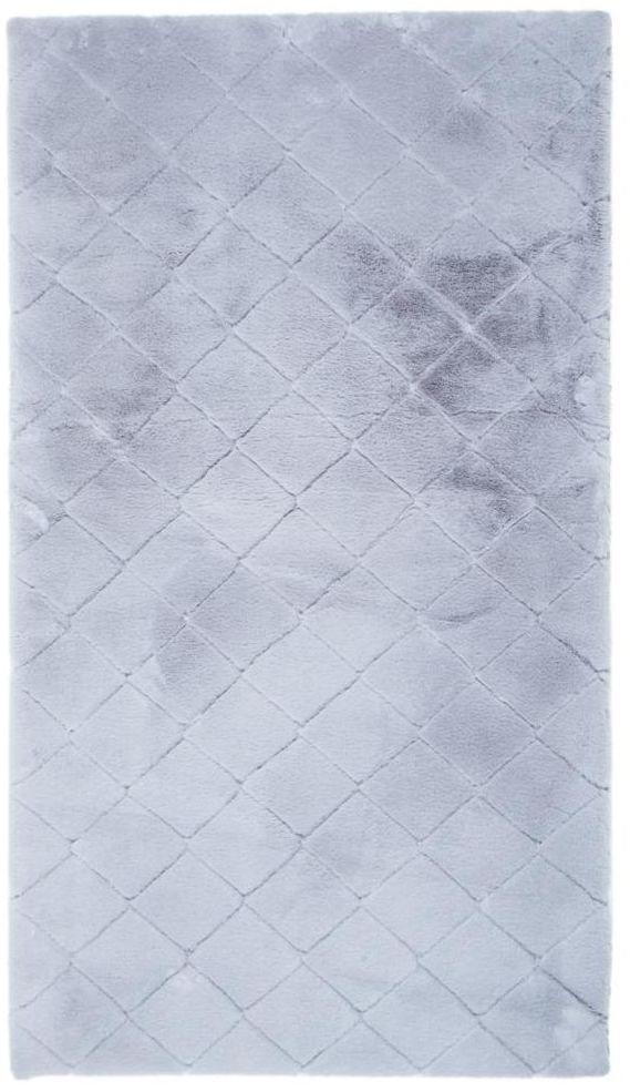 Dywan shaggy MODENA szary 80 x 140 cm