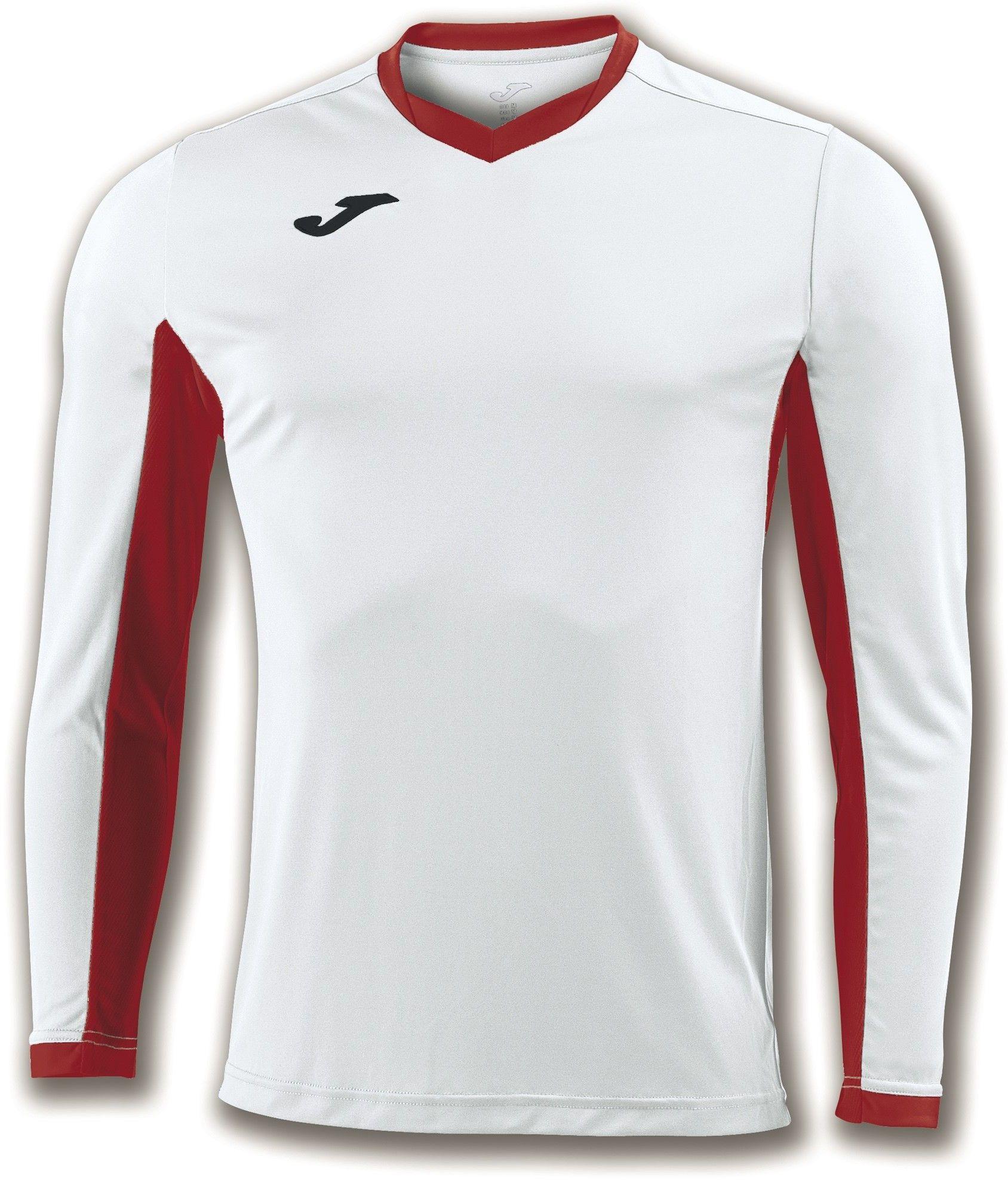Koszulka Joma Champion IV white/red (10 szt.)