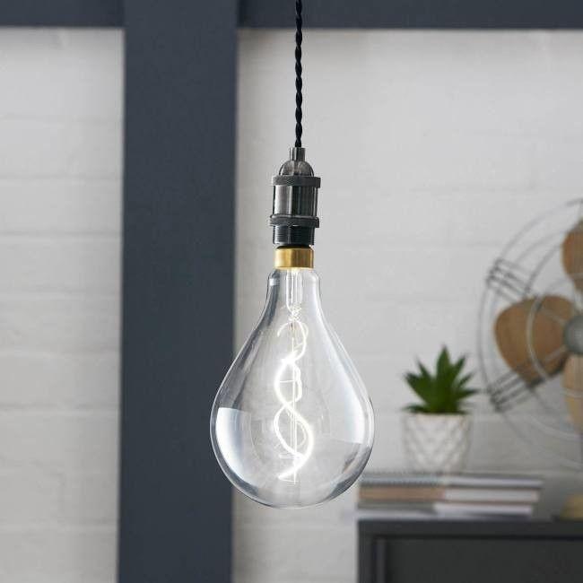 Żarówka LED Diall PS160 6 W E27 470 lm