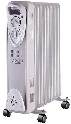 Adler Grzejnik Olejowy (9 żeberek) 2000 W AD 7808