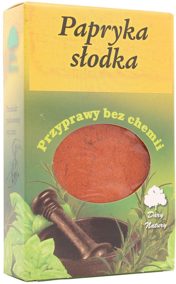 Papryka słodka - Dary Natury - 60g