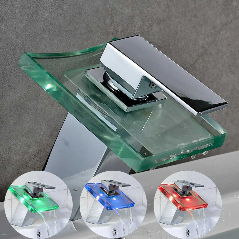 Bateria umywalkowa Glas Led