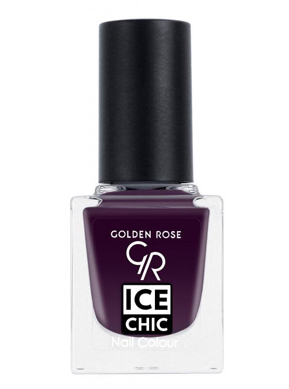 Golden Rose - ICE CHIC Nail Colour - Lakier do paznokci - 52