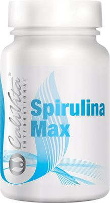 Spirulina Max 60 tabletek Calivita