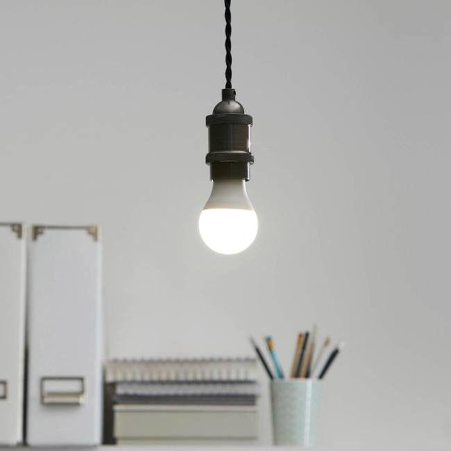 Żarówka LED Diall A60 11,5 W E27 1055 lm 4000 K matowa czujnik ruchu