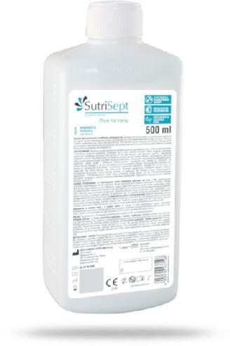 SutriSept płyn na rany 500 ml