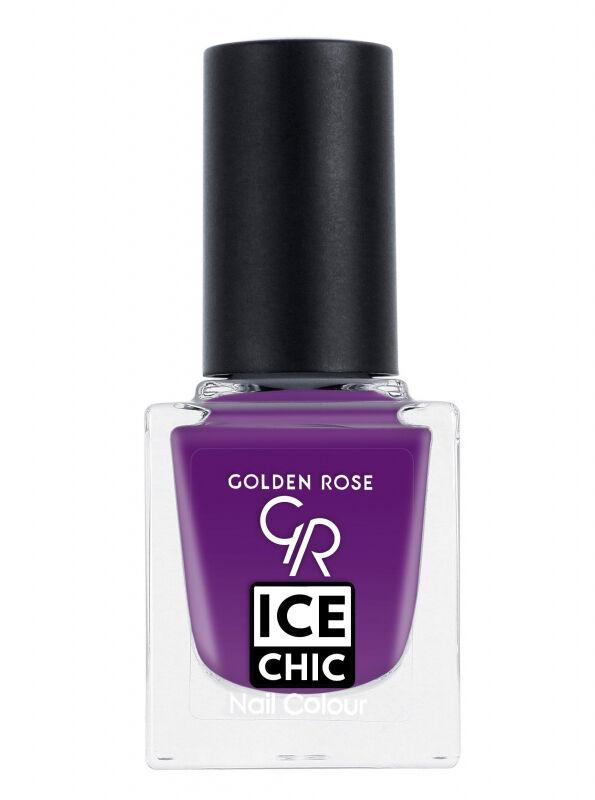 Golden Rose - ICE CHIC Nail Colour - Lakier do paznokci - 53