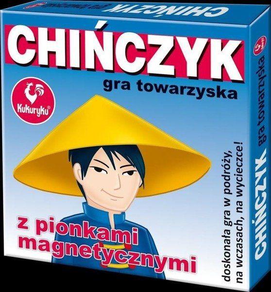 Gra Chińczyk magnetyczny - Kukuryku