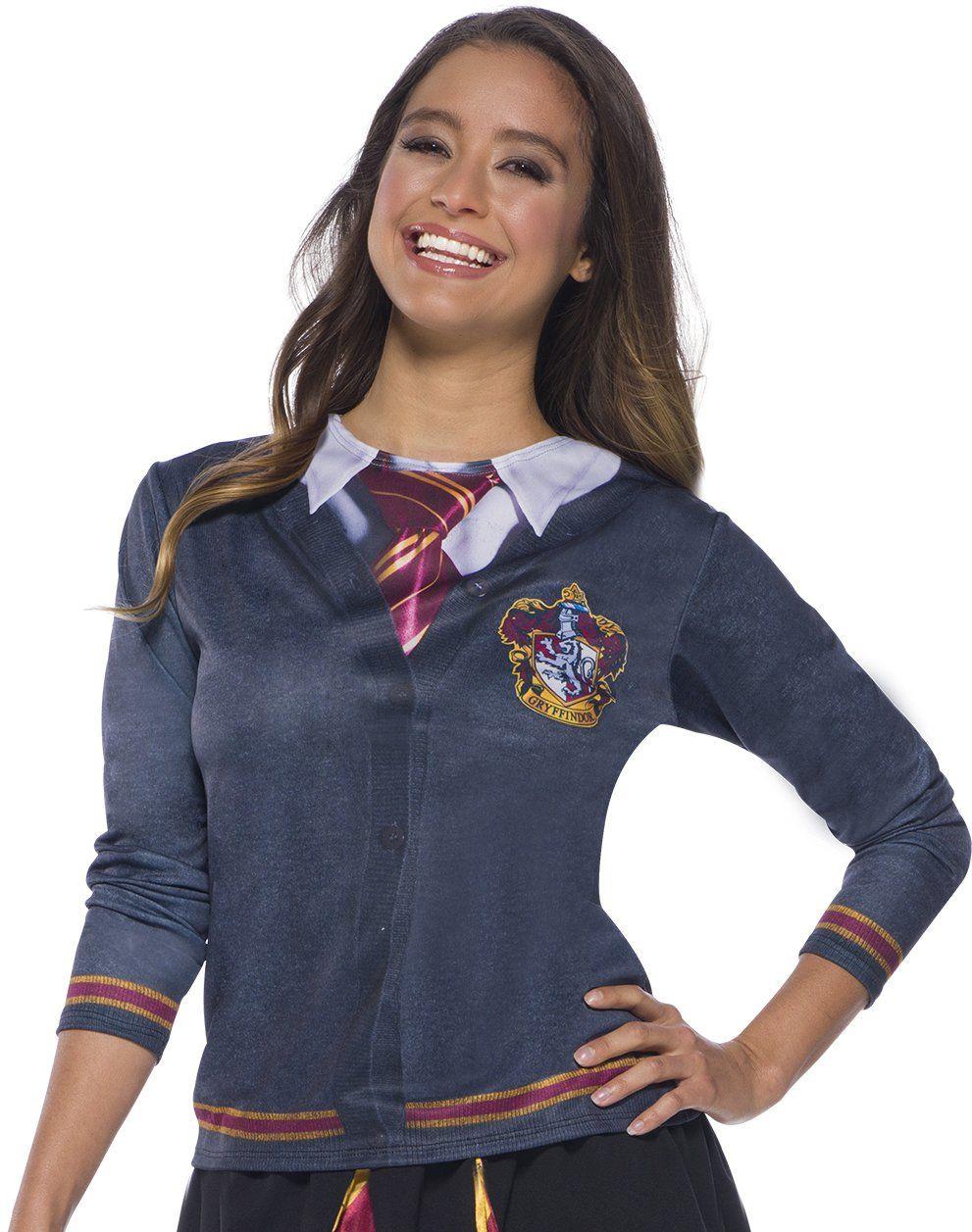Rubie''s 821144_L-000-L oficjalna damska część kostiumowa Harry Potter, 821144, Gryffindor, L