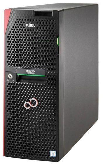 Fujitsu Serwer TX1330M4 E-2224 1x8GB NOHDD 2x1Gb DVD-RW 1xPSU 1YOS VFY:T1334SX260PL