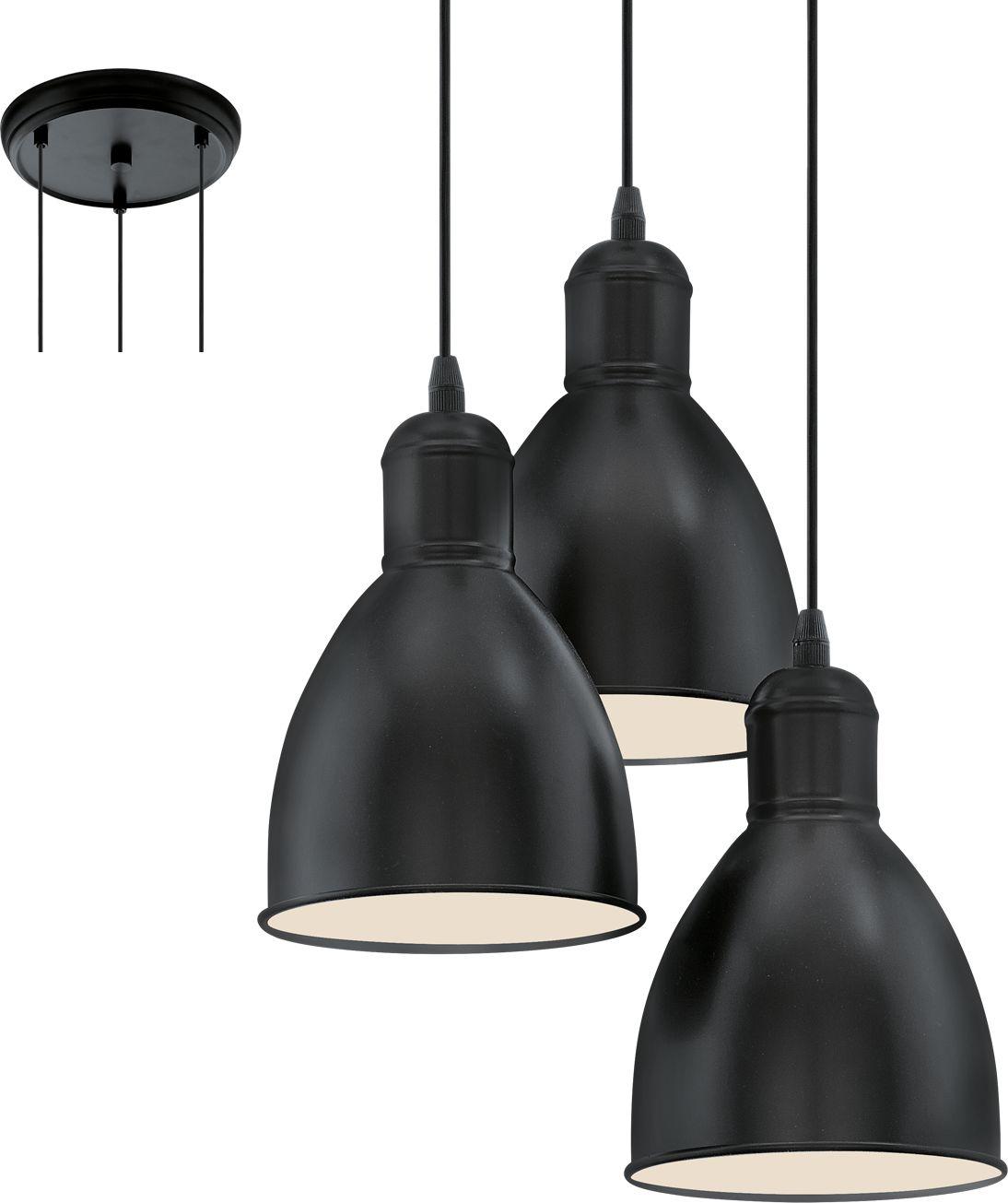 Eglo lampa wisząca Priddy 49465 - SUPER OFERTA - RABAT w koszyku